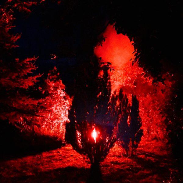 Foto: Barockfeuerwerk: Illumination Rot
