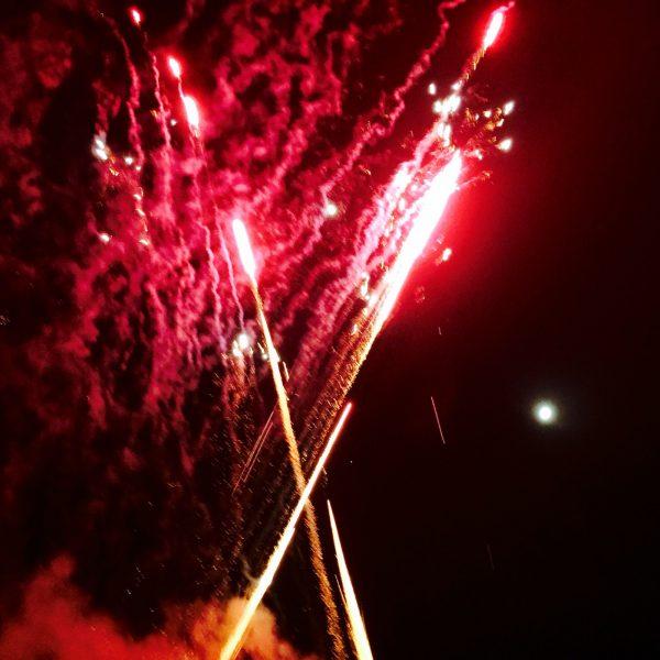 Foto: Barockfeuerwerk:Römische Lichter