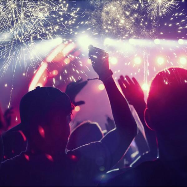 Foto: Partyfeuerwerk