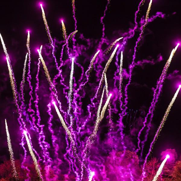 Foto: Barockfeuerwerk: Römische Lichter
