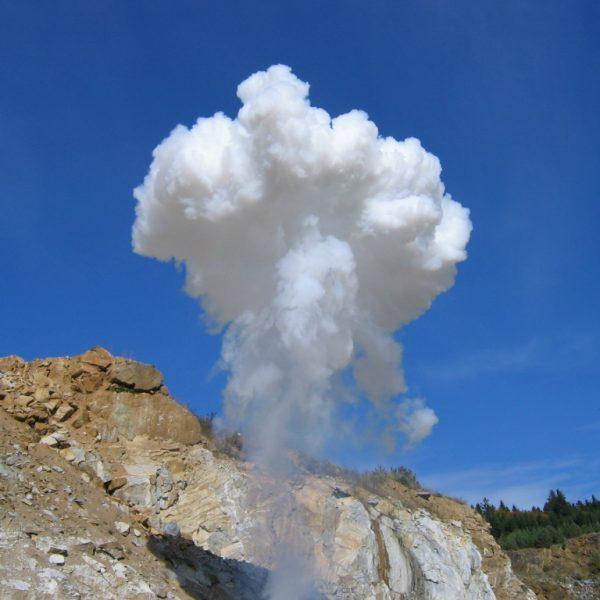Foto: Spezialeffekte: Rauchwolke